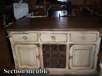 Nos produits accueil for Meuble ancien du quebec